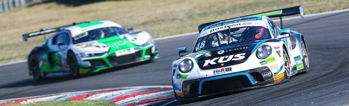 KÜS Team 75 Bernhard: ADAC GT Masters Nürburgring