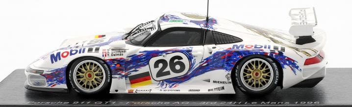 Novelties from Spark with new Porsche-exclusive model