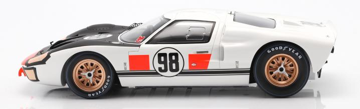 News from Spark - in focus: The Ford GT40 1966