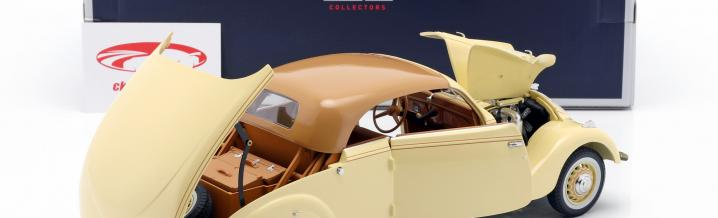 Back to the future: The Peugeot 402 Eclipse