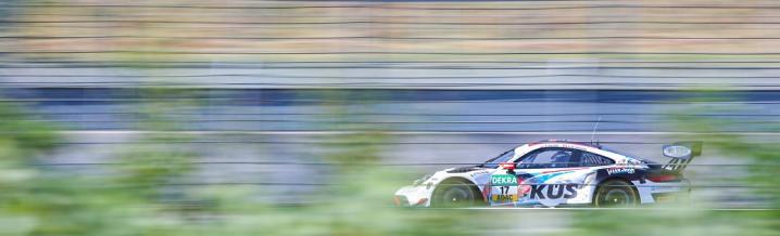 KÜS Team75 Bernhard on the Sachsenring: Look ahead