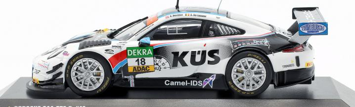 KÜS Team 75 Bernhard at the ADAC GT Masters Red Bull Ring