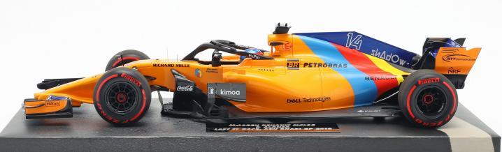 Minichamps: Neuzugänge zur Formel 1 2020