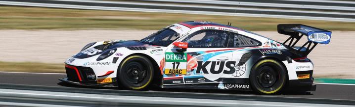 Das KÜS Team75 Bernhard im Saisonfinale der ADAC GT Masters