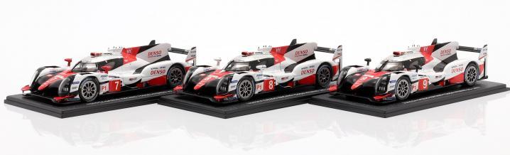 Finale für den TS050: Toyota Gazoo Racing Weltmeister 2019/2020