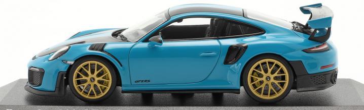 Neues Exklusivmodell: Der Porsche 911 GT2 RS 2018 in 1:43