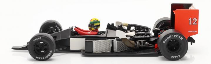 Großartige Modellautos II: Senna und der McLaren MP4/4