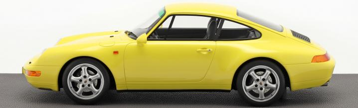 Review: The Porsche 911 from TopMarques in format 1:12