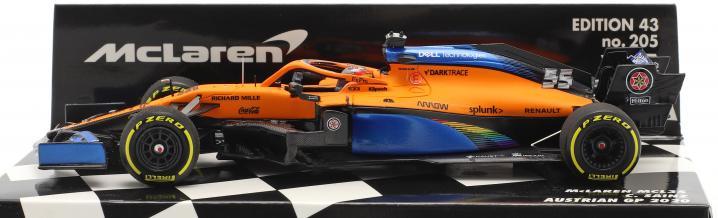 Announcement: New Minichamps-models to the Formula 1