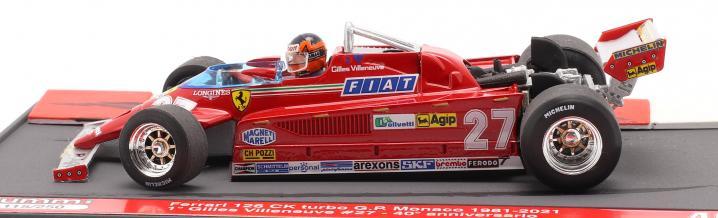 Grand Prix of Monaco: Modelcars to the legend