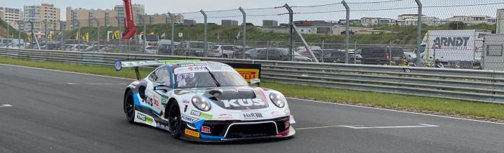 KÜS Team Bernhard Rennwochenende der ADAC GT Masters in Zandvoort