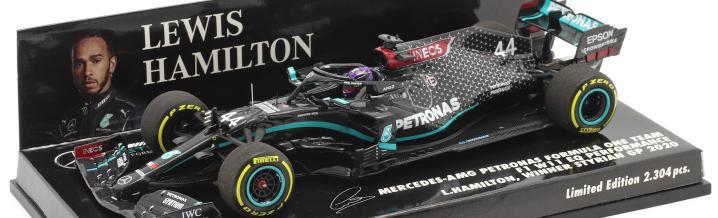 Lewis Hamilton: Erster Sieg auf dem Weg zum siebten Titel