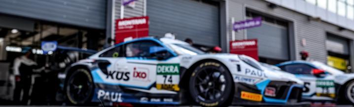 ADAC GT Masters: Foretaste on the models from KÜS Team Bernhard