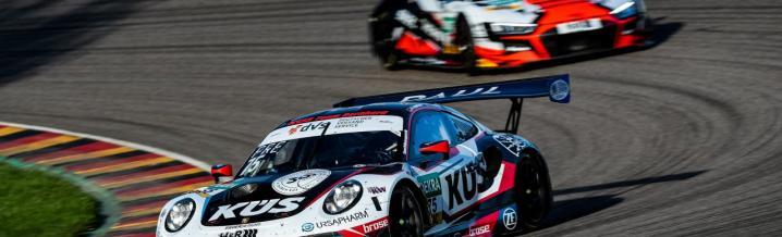 KÜS Team Bernhard: Wochenende am Sachsenring im Rahmen der ADAC GT Masters