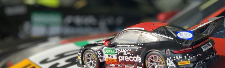 A closer look: New Porsche-models from Herberth Motorsport