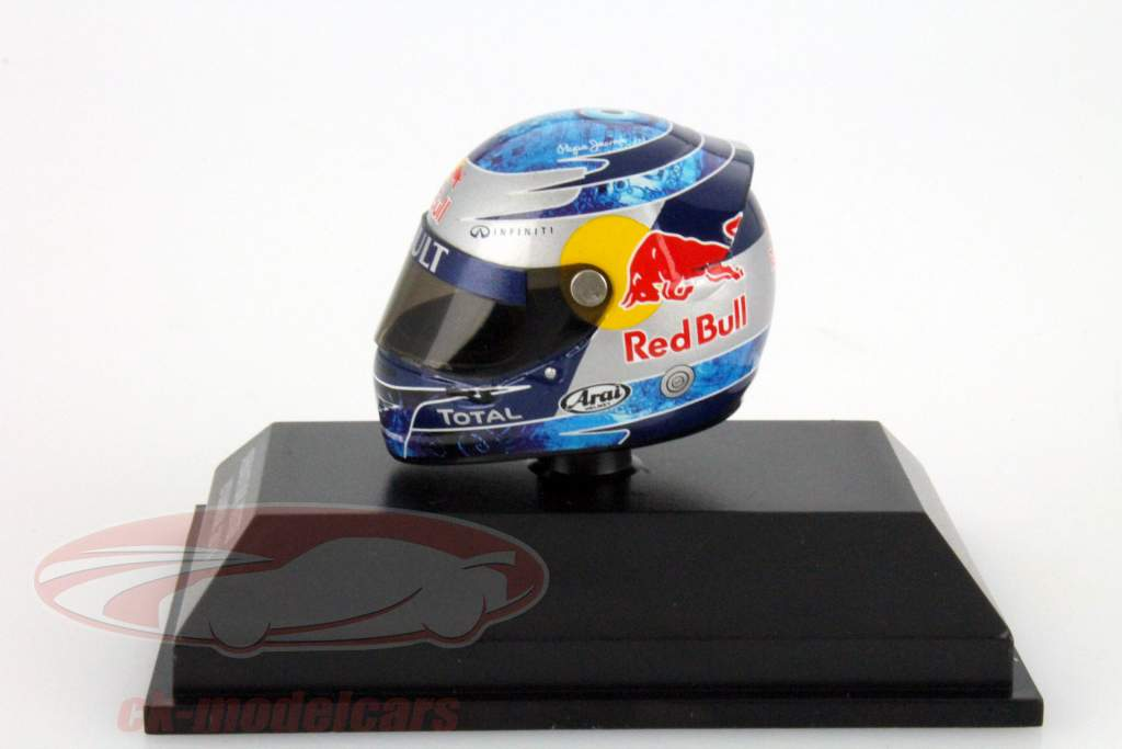 ck modelcars 381110401 s vettel red bull gp istanbul. Black Bedroom Furniture Sets. Home Design Ideas