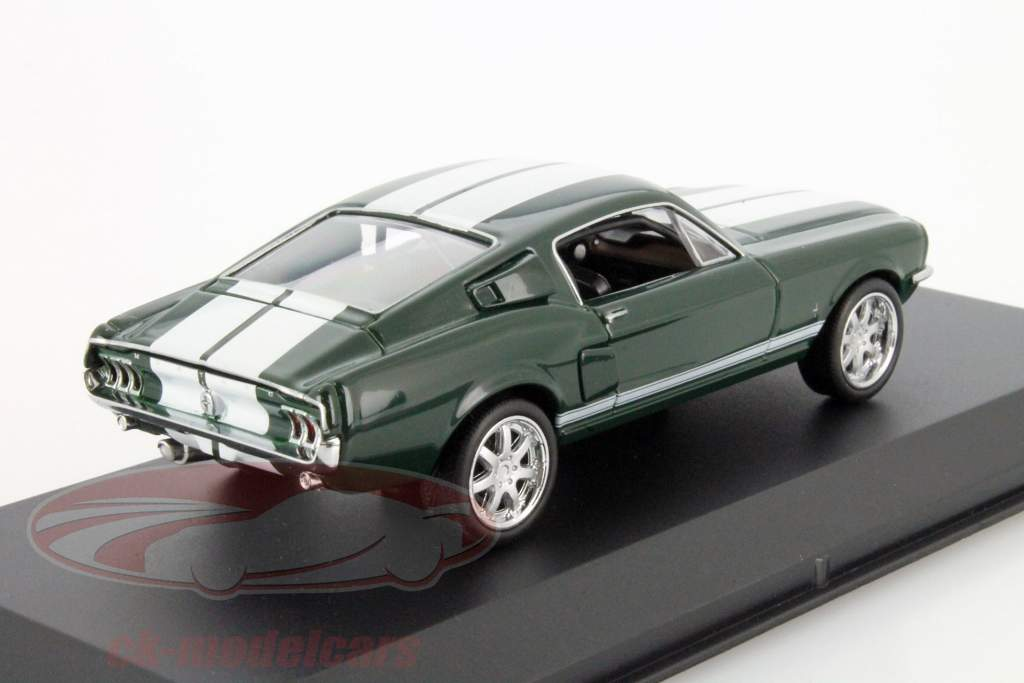 ck modelcars 86211 ford mustang 1967 fast and furious. Black Bedroom Furniture Sets. Home Design Ideas