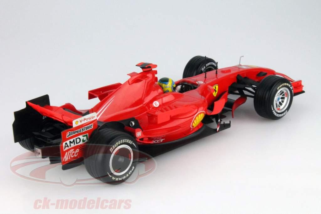 F. Massa Ferrari F2007 #5 Formula 1 2007 1:18 HotWheels