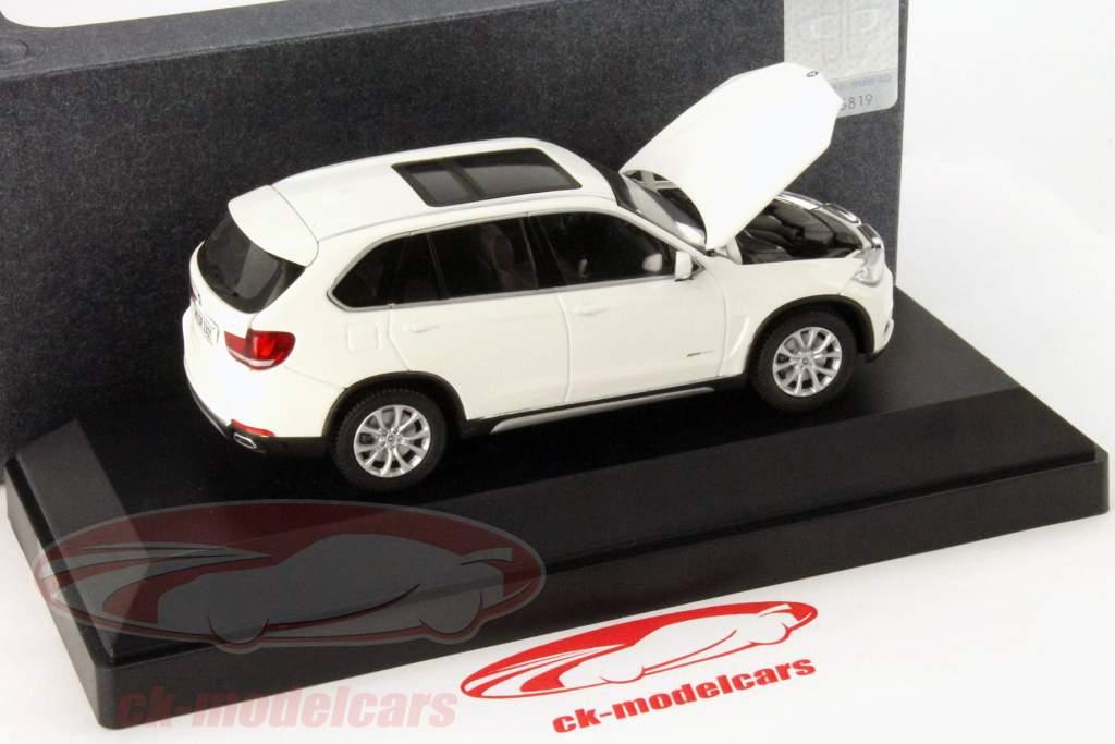 ck modelcars 80422318973 bmw x5 f15 alpin blanc 1 43. Black Bedroom Furniture Sets. Home Design Ideas