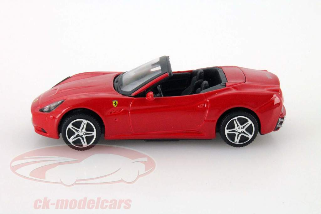 ... Ferrari California Convertible Red 1:43 Bburago