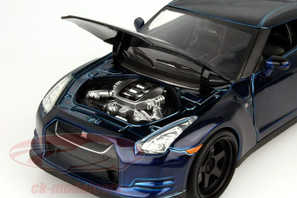 Ck Modelcars 97036 Nissan Gt R R35 Year 2009 Fast And