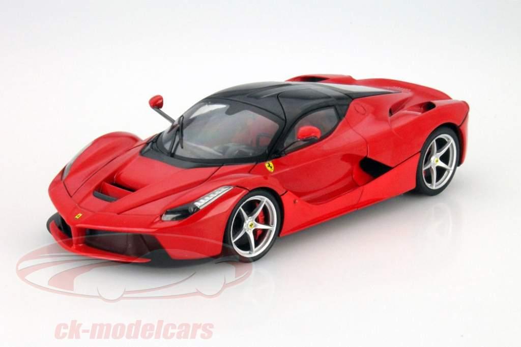 Ferrari Laferrari Vergleichstest Im Maßstab 1 18