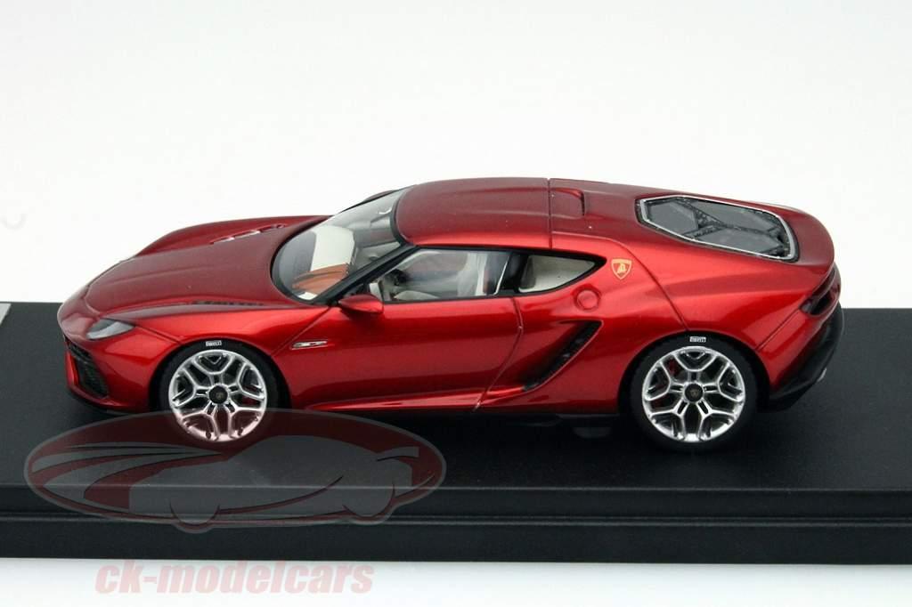 Lamborghini Asterion Premiers In Scale 1 43