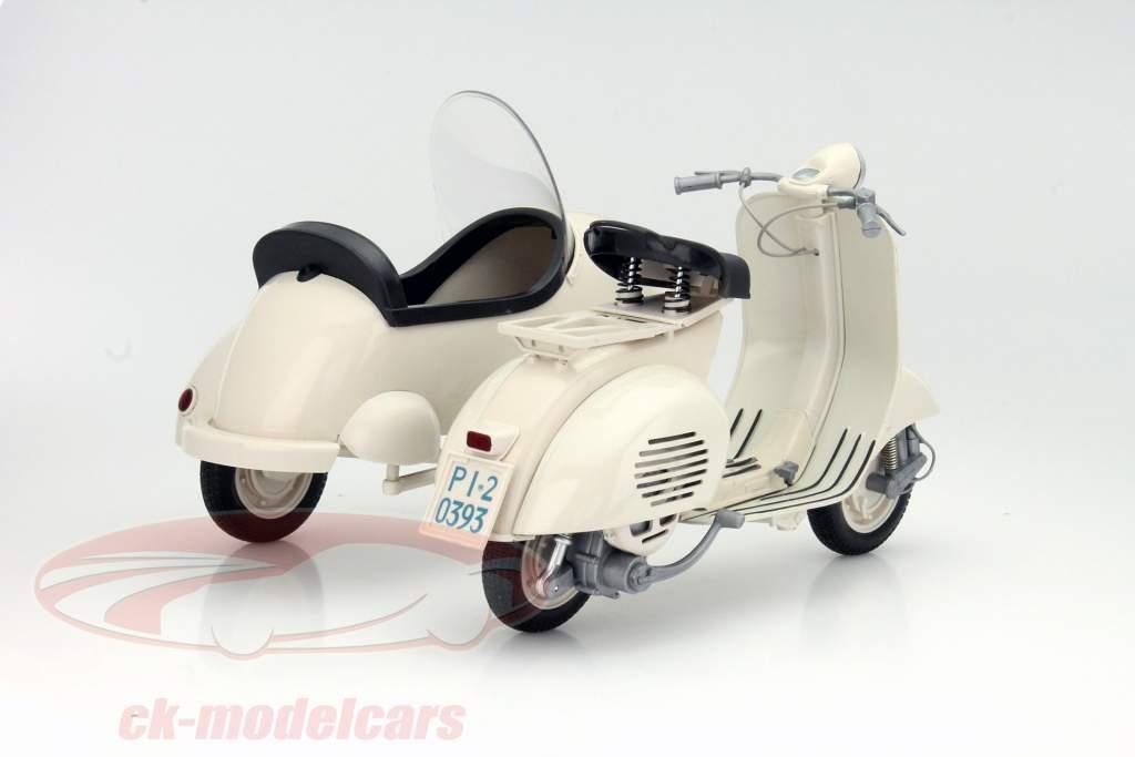 CK-Modelcars - 48993: Piaggio Vespa 150 VL 1T with sidecar year 1955 ...