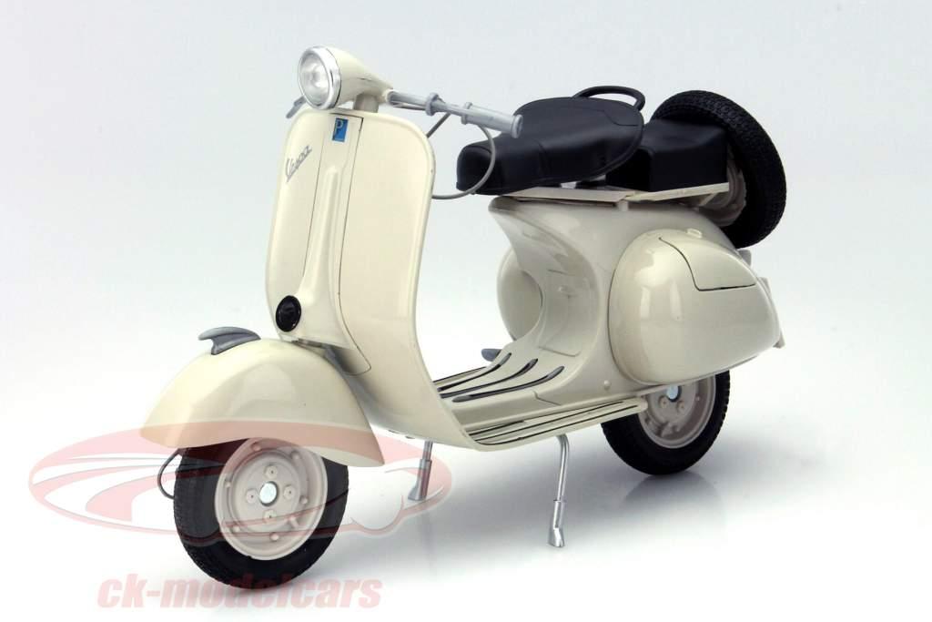 CK-Modelcars - 49273: Piaggio Vespa 150 VL 1T year 1955 cream 1:6 ...
