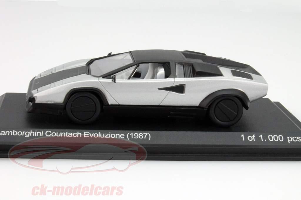 Ck Modelcars Wb512 Lamborghini Countach Evoluzione Year