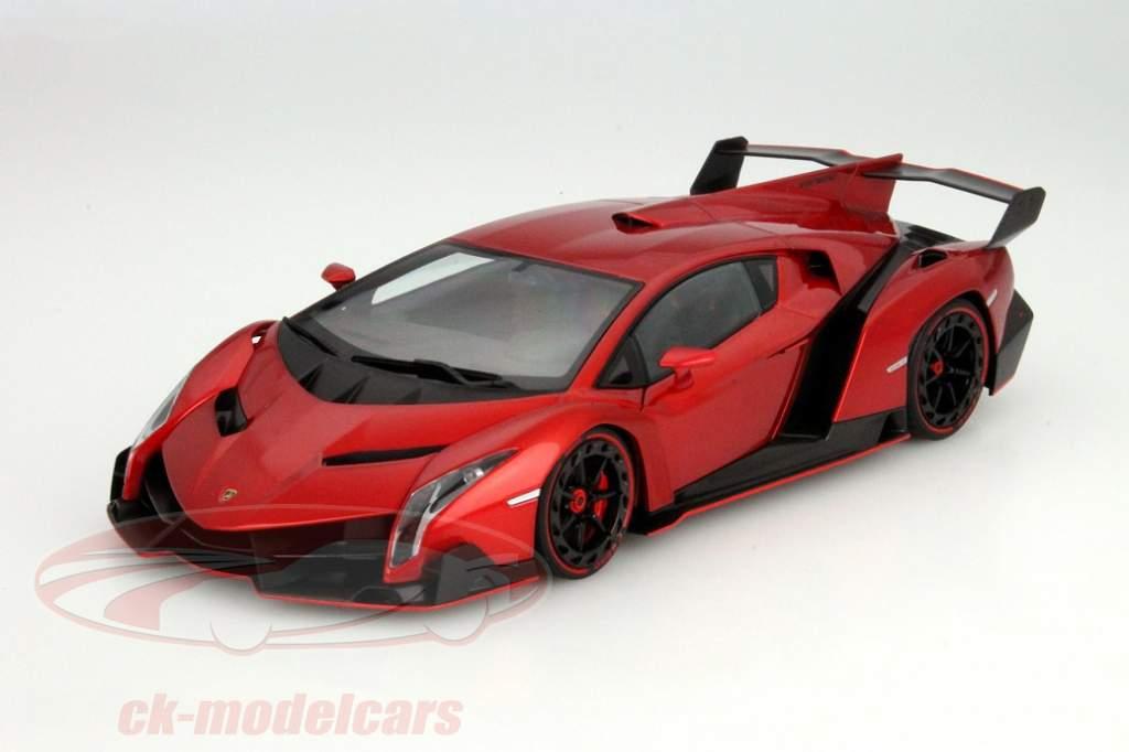 Lamborghini Veneno By Kyosho And Autoart In Comparison