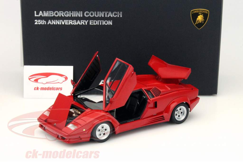 ck modelcars 74534 lamborghini countach 25th. Black Bedroom Furniture Sets. Home Design Ideas