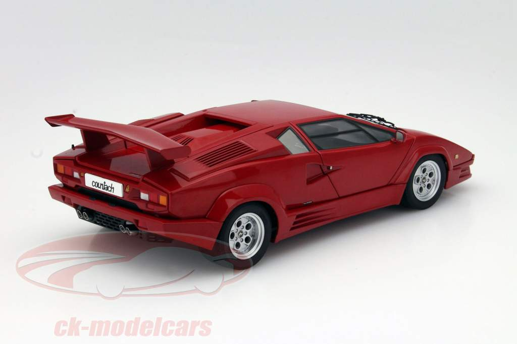 ck modelcars 74534 lamborghini countach 25th anniversary edition 1988 red 1 18 autoart ean. Black Bedroom Furniture Sets. Home Design Ideas