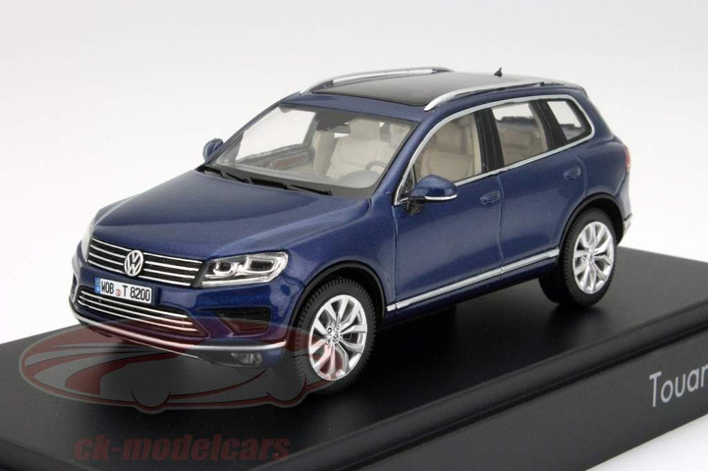 New Herpa: VW Touareg 2015 / Facelift in scale 1:43 | 1024 x 682 jpeg 52kB