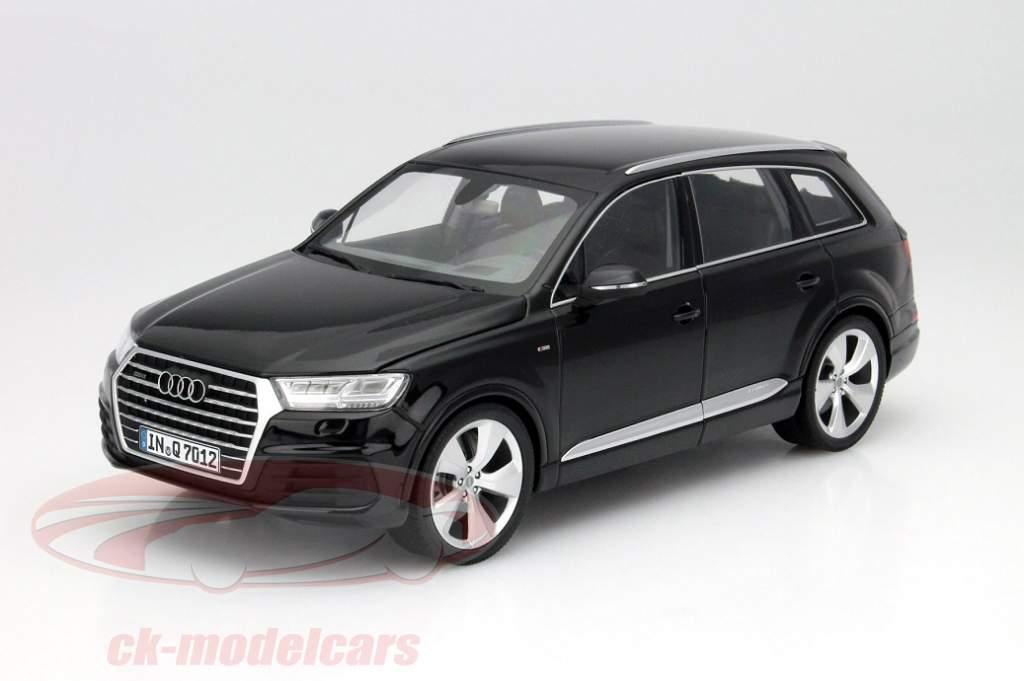 Brandnew Audi Q7 2nd Generation As A Model Of Minichamps