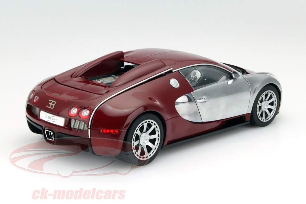 ck modelcars 70957 bugatti veyron eb 16 4 year 2009. Black Bedroom Furniture Sets. Home Design Ideas