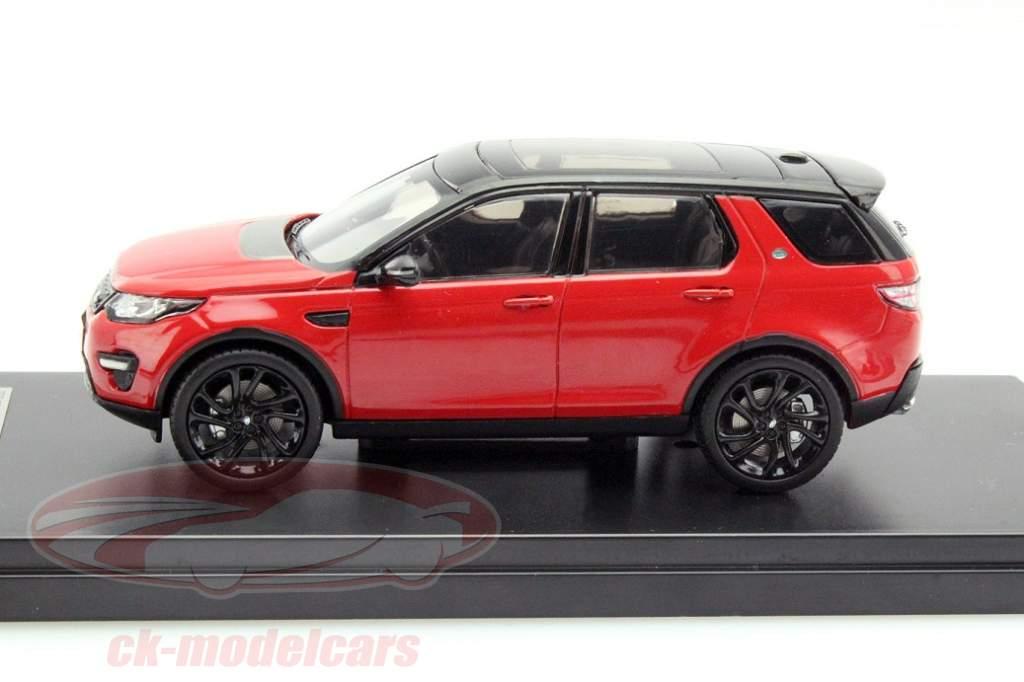 Modellauto Neuer Land Rover Discovery Sport