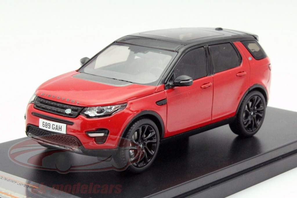 Model Car Land Rover Discovery Sport
