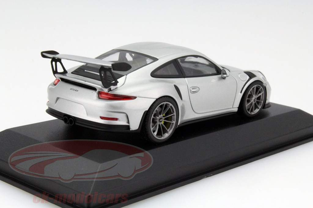 porsche 911 911 gt3 rs from minichamps in scale 1 43. Black Bedroom Furniture Sets. Home Design Ideas