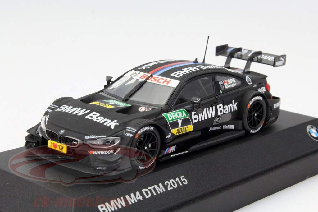 bmw und die dtm 2015 jetzt im ma stab 1 43 von minichamps. Black Bedroom Furniture Sets. Home Design Ideas