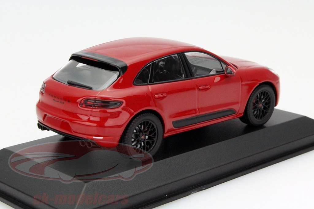Porsche Macan Gts Sports Car Among Suvs In Scale 1 43