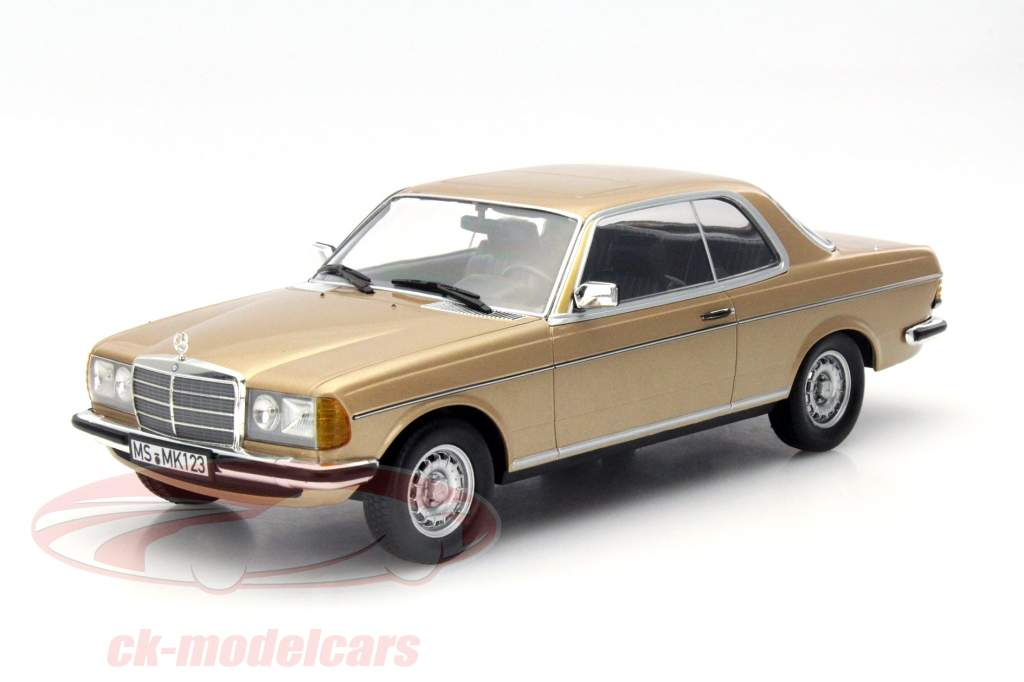 Ck modelcars 183587 mercedes benz 280 ce c123 coupe for Mercedes benz 1980 models