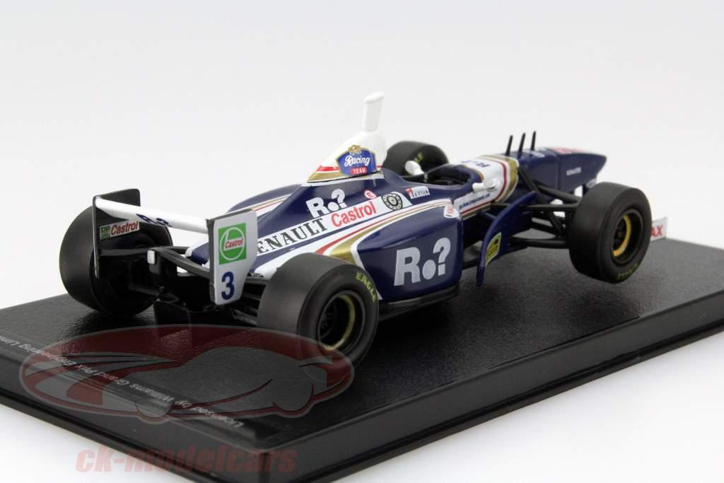 ck modelcars mag gl11 jacques villeneuve williams fw19 3 champion du monde formule 1 1997 1. Black Bedroom Furniture Sets. Home Design Ideas