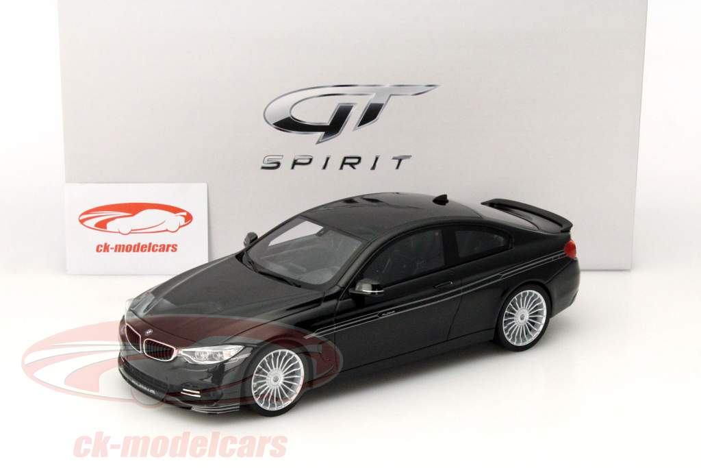 CKModelcars ZM BMW Alpina B Biturbo Coupe Black GT - Alpina bmw