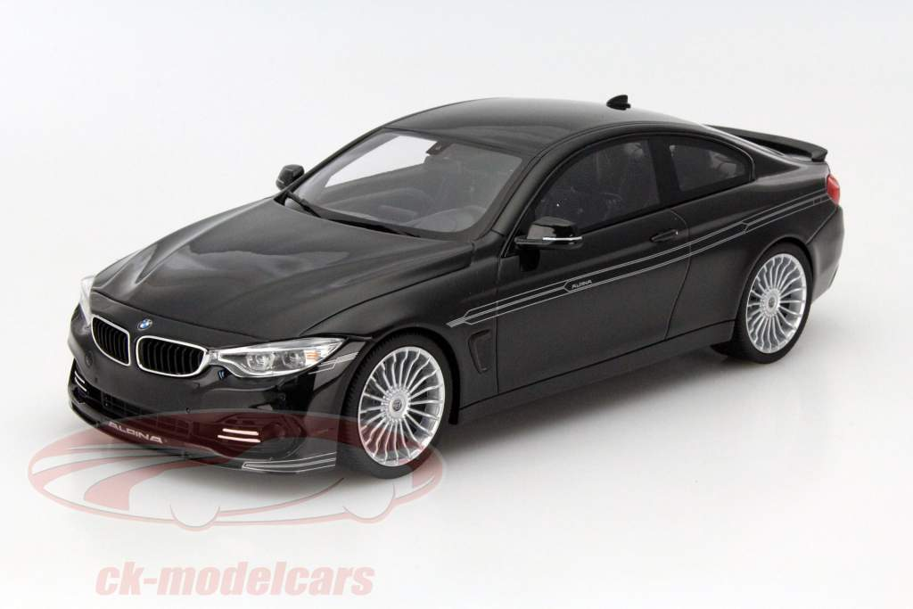Ck Modelcars Zm051 Bmw Alpina B4 Biturbo Coupe Schwarz 1 18 Gt Spirit Ean 9580010301324