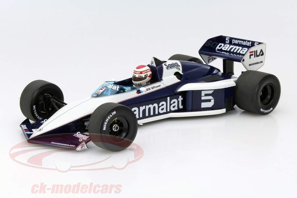 Bmw And Minichamps Bring The Brabham Bmw Bt52 Back