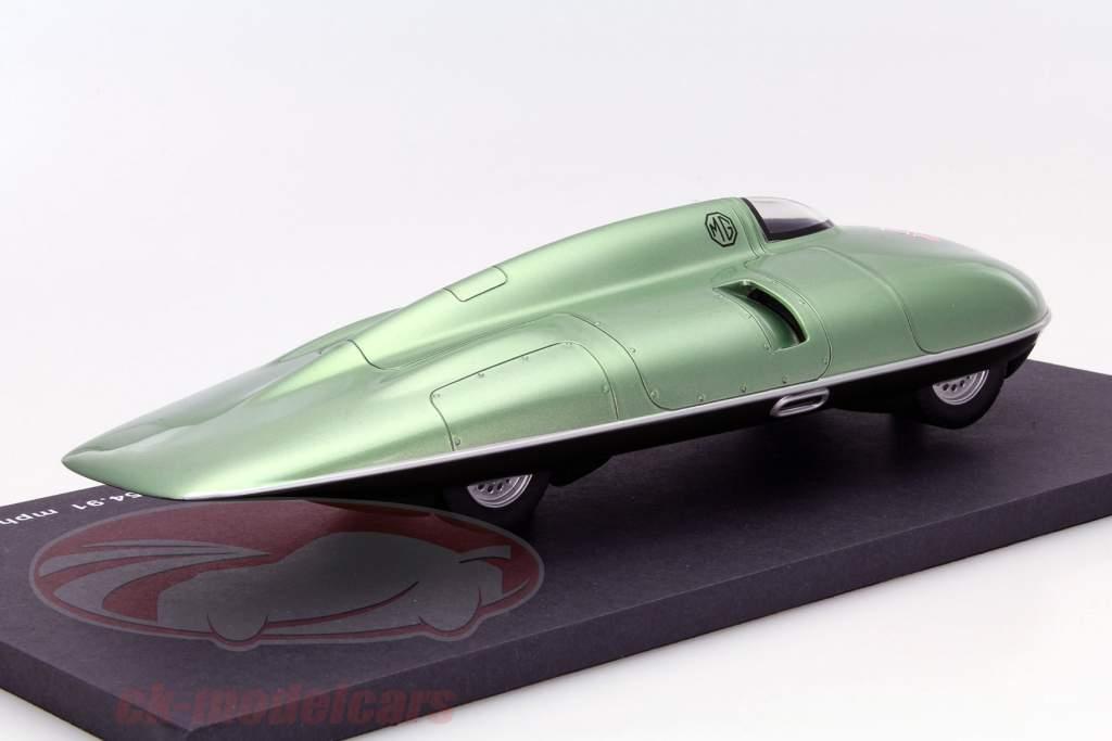MG EX181 Land Speed Record Car Bonneville 1959 green 1:18 CMR