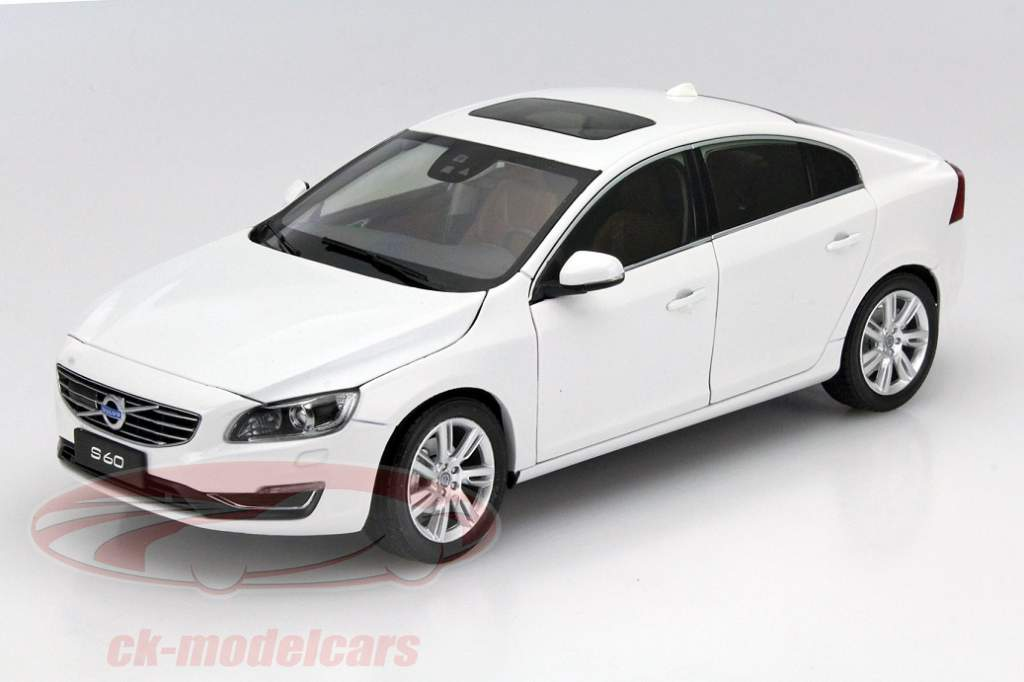 Motorcity Presents Brand New Volvo S60 In 1 18