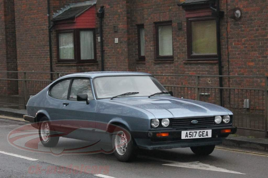 fits for father 39 s day norev and the ford capri iii 1 18. Black Bedroom Furniture Sets. Home Design Ideas
