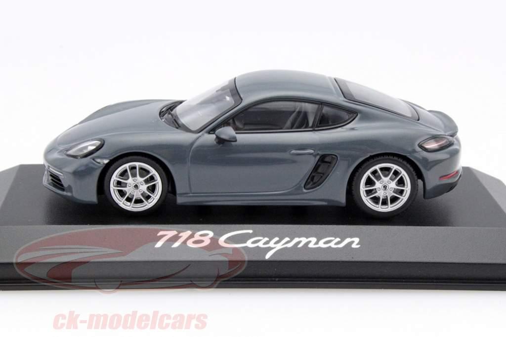 Model Car Porsche 718 Cayman 1 43